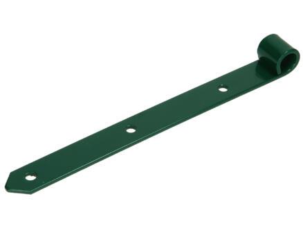 Charnière volet 30cm vert