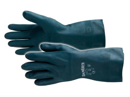 Busters Chem Resist gants de travail produits chimiques XL néoprène noir