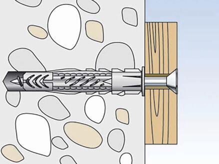 Fischer Cheville universelle UX 6x50 RK