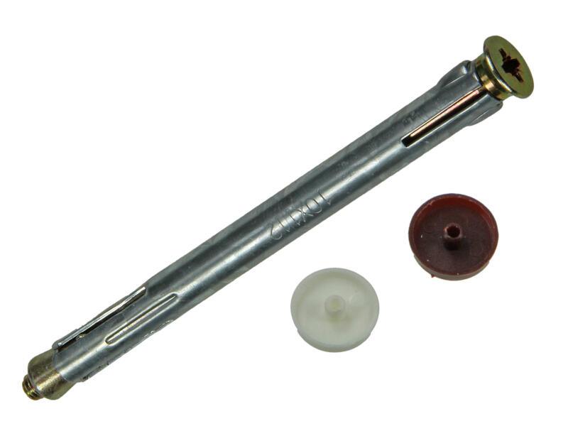 Sam Chevilles châssis 10mm avec vis 112mm 4 pièces