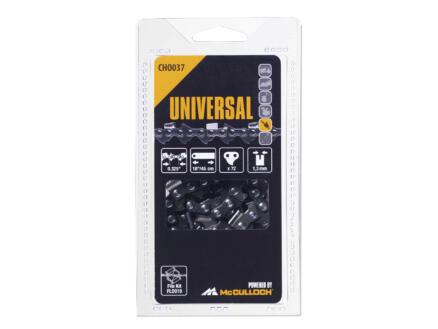 Universal Cho 037 zaagketting 45cm 72 tanden