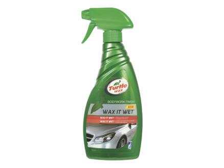 Turtle Wax Cire voiture Wax It Wet 500ml
