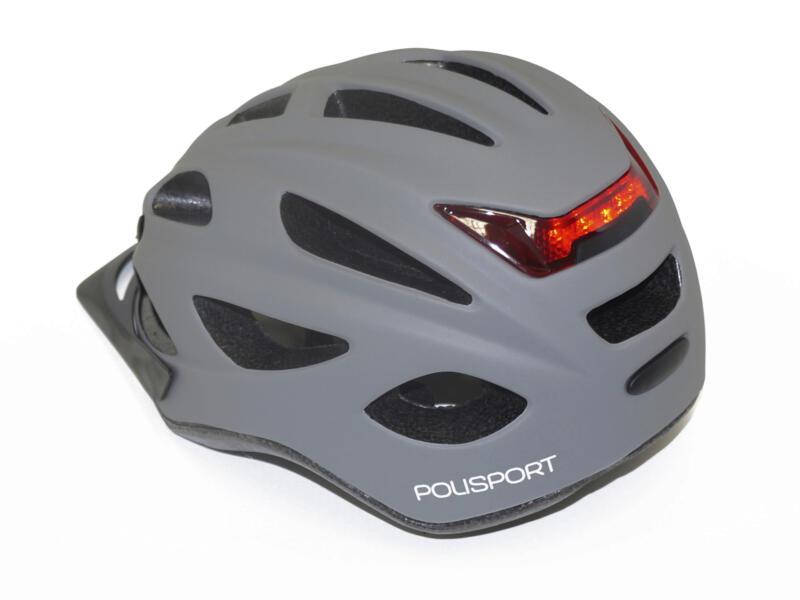 Polisport City Go fietshelm 52-59 cm