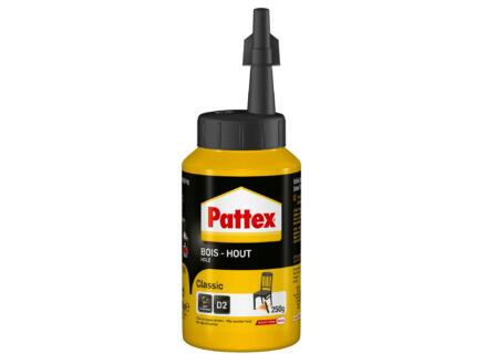 Pattex Classic colle à bois 250g