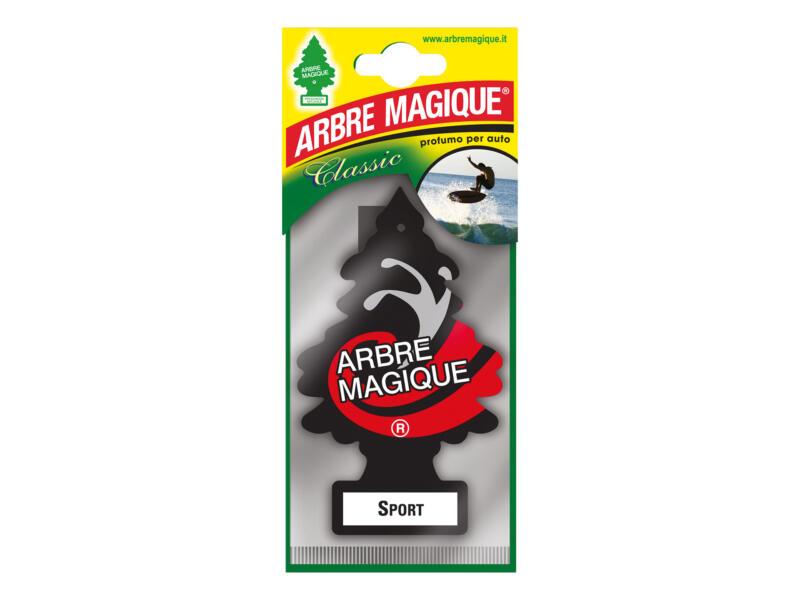 Arbre Magique Classic désodorisant sport