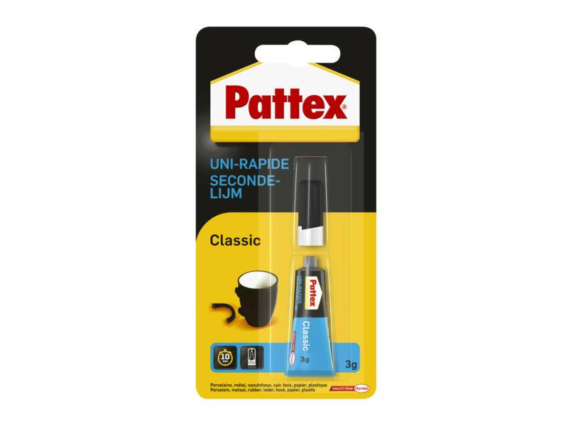Pattex Classic secondelijm 3g