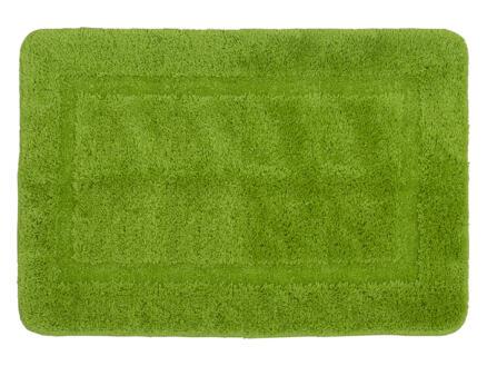 Differnz Classico tapis de bain 90x60 cm vert