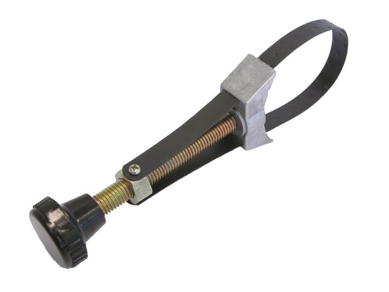 Carpoint Clé pour filtres à huile avec lien d'attelage