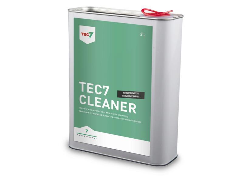 Tec7 Cleaner nettoyant & dégraissant encrassements chimiques 2l