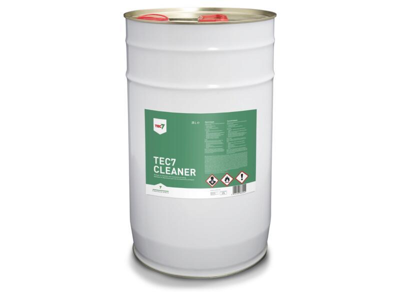 Tec7 Cleaner reiniger en ontvetter chemische vervuiling 25l