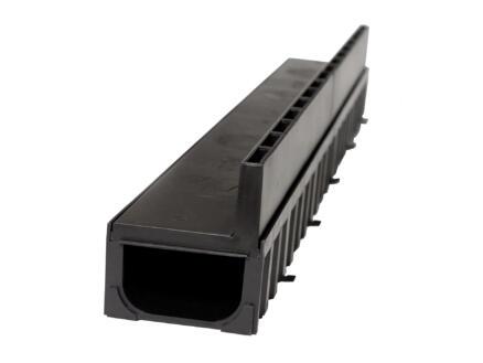ACO Cleanline caniveau 110mm 1m