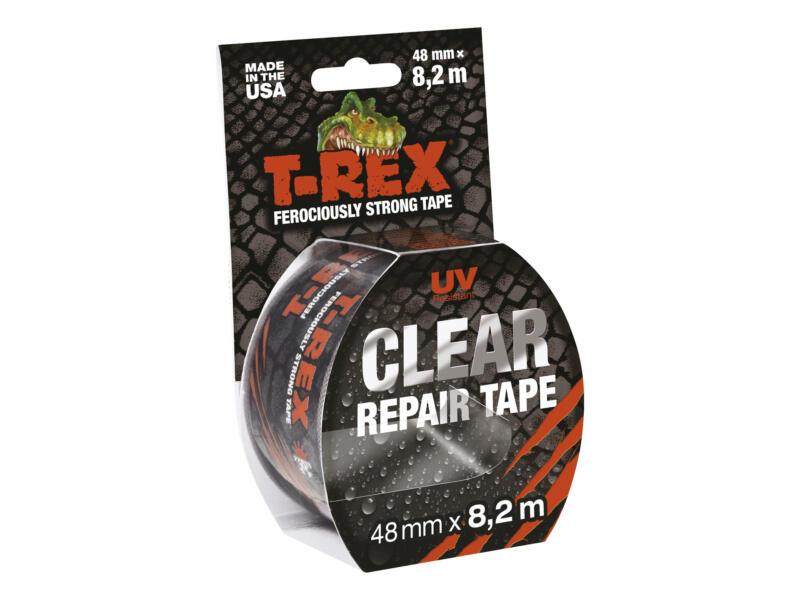 Clear Repair ruban adhésif de réparation 8,2m x 48mm transparent