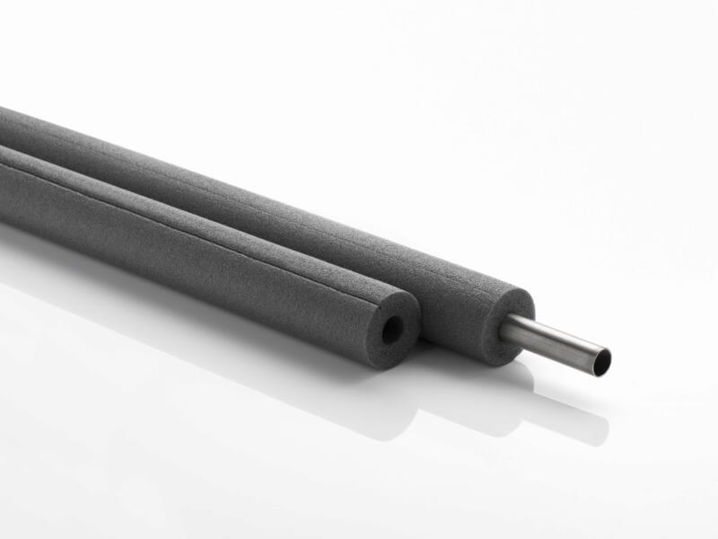 Climatube Basic isolation tuyaux 1m 15x13 mm