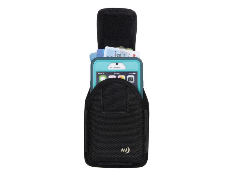 Nite Ize Clip Case Hardshell XL étui ceinture téléphone portable vertical noir