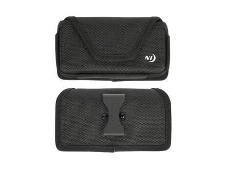 Nite Ize Clip Case Hardshell XL gsm-tasje horizontaal zwart