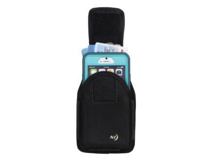 Nite Ize Clip Case Hardshell XL gsm-tasje verticaal zwart