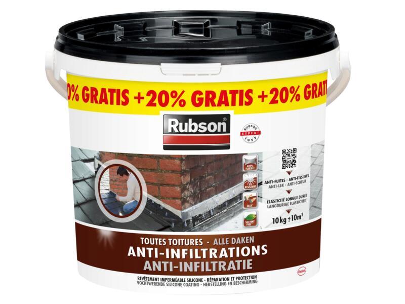 Rubson Coating anti-infiltrations 10kg + 20% gratuit