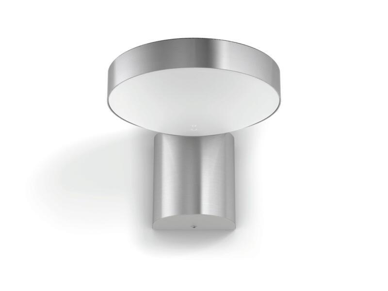 Philips Cockatoo LED wandlamp 8W inox