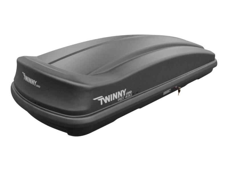 Twinny Load Coffre de toit Twinny Load RST+ 430l
