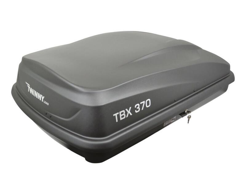 Twinny Load Coffre de toit Twinny Load TBX 370l