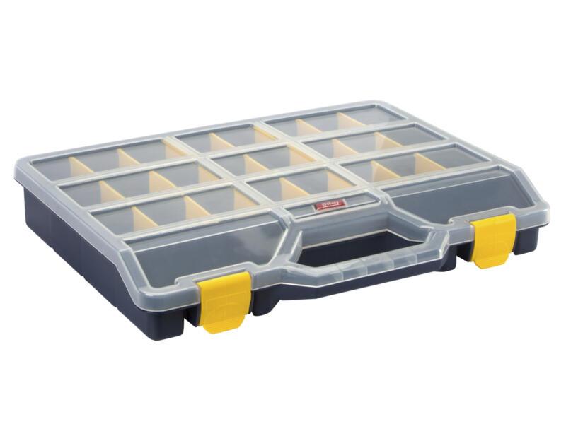 TAYG Coffret à compartiments 37,8x29x6 cm 22 compartiments