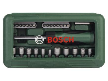 Bosch Coffret d'embouts 46 pièces