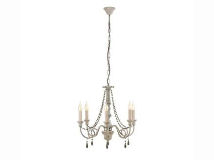 Eglo Colchester hanglamp E14 max. 6x40 W taupe