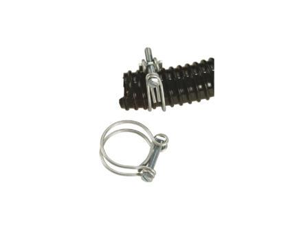 Collier de serrage 38-42 mm 2 pièces