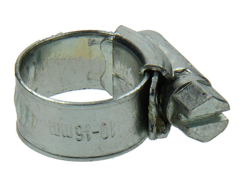 Mack Collier de serrage galvanisé 10x16 mm 2 pièces