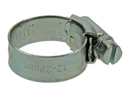 Mack Collier de serrage galvanisé 12x22mm 2 pièces