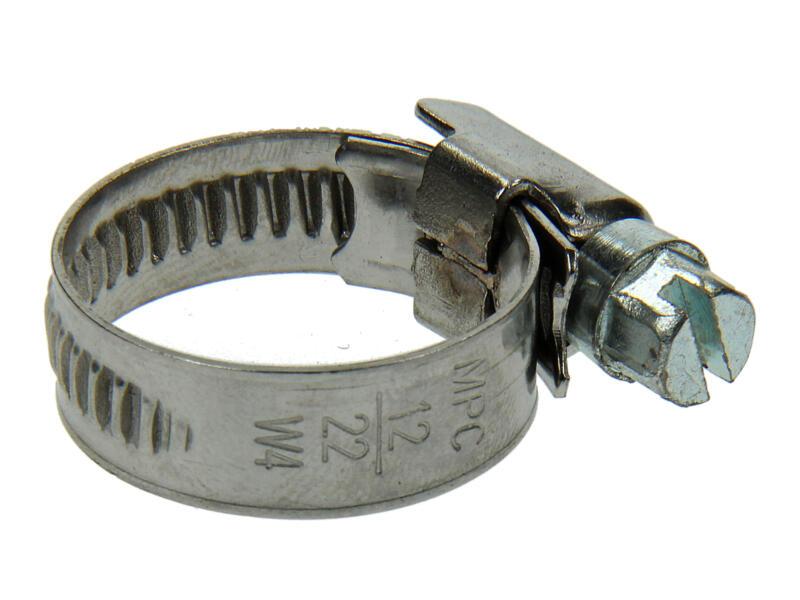 Mack Collier de serrage inox 12x22 mm 2 pieces