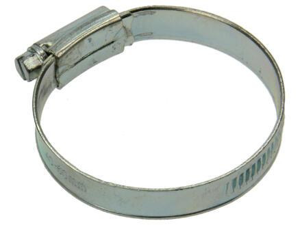 Collier de serrage zingué 40x60 mm
