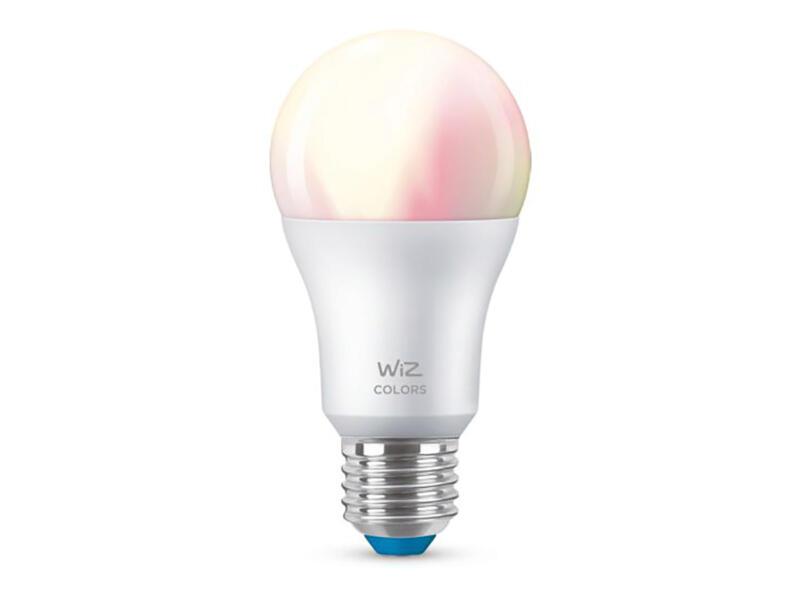 Wiz Color LED peerlamp E27 8W dimbaar