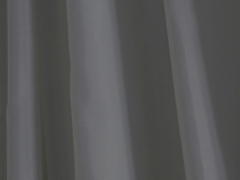 Differnz Color douchegordijn 180x200 cm antraciet