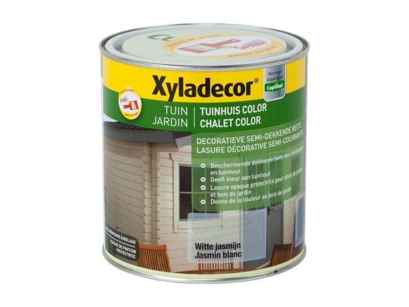 Xyladecor Color houtbeits tuin 1l jasmijn