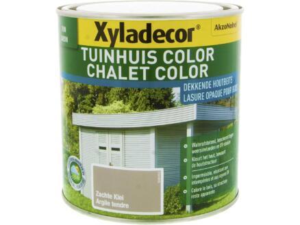 Xyladecor Color lasure bois chalet 1l argile tendre