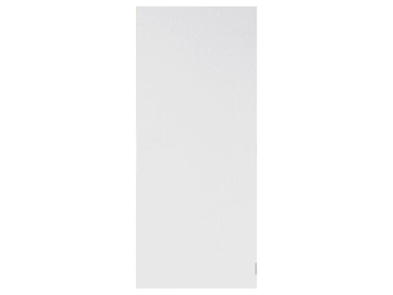 Solid Colore porte intérieure coupe-feu 201x98 cm prépeint sans entaillage