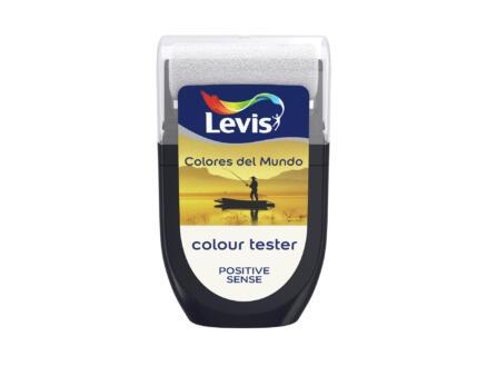 Levis Colores del Mundo testeur peinture murale extra mat 30ml positive sense