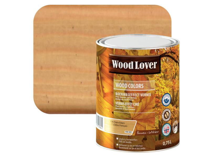 Wood Lover Colors houtbescherming 0,75l Frans eiken #136