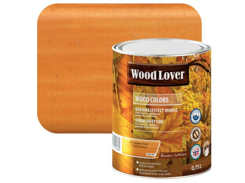 Wood Lover Colors houtbescherming 0,75l Javaans teak #185