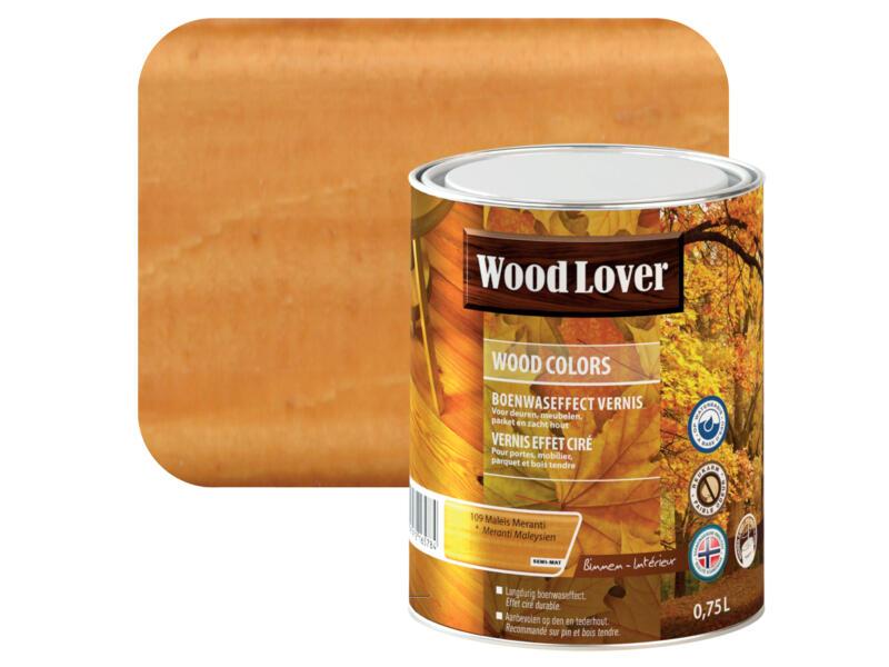 Wood Lover Colors houtbescherming 0,75l Maleis meranti #109