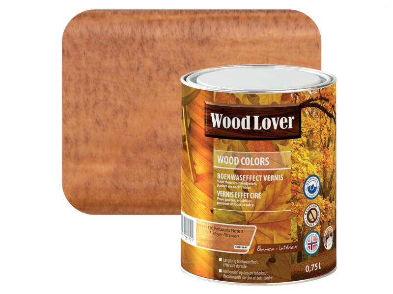 Wood Lover Colors houtbescherming 0,75l Peruaans noten #110