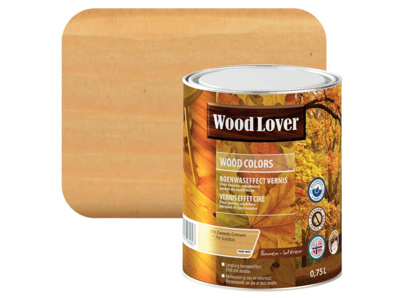 Wood Lover Colors houtbescherming 0,75l Zweeds grenen #116