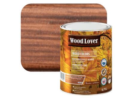 Wood Lover Colors protection du bois 0,75l wenge Congolais #118