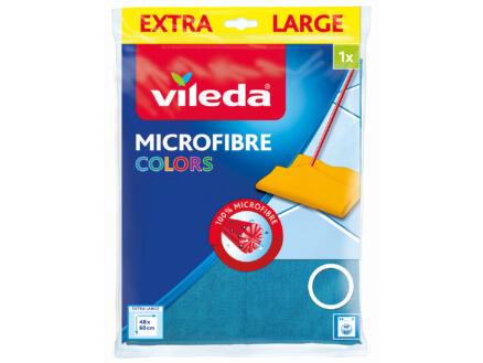 Vileda Colors serpillière microfibre 48x60 cm