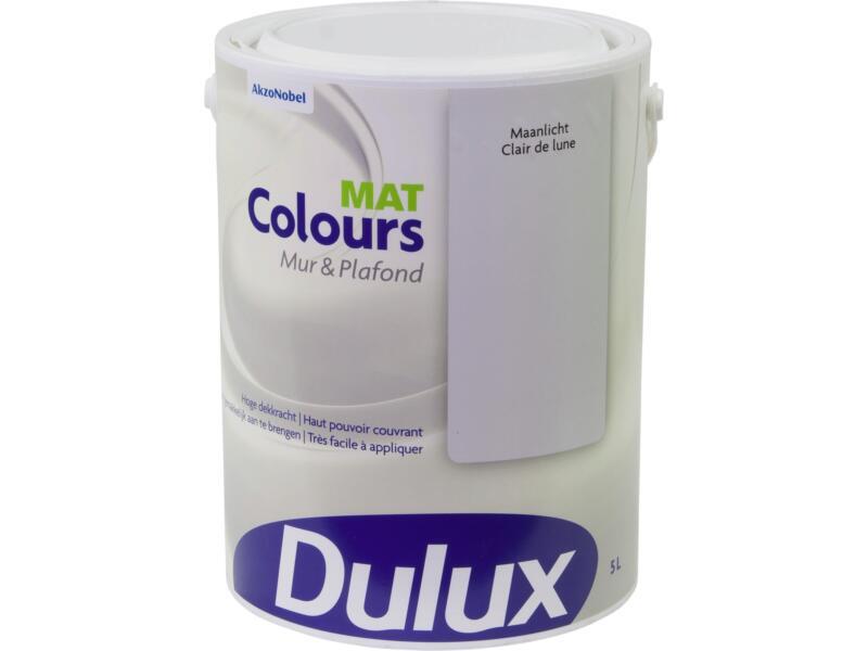 Dulux Colours muur- en plafondverf mat 5l maanlicht