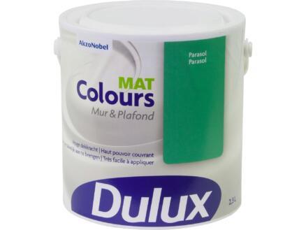 Dulux Colours peinture mur & plafond mat 2,5l parasol
