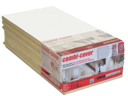 Enertherm Combi-Cover isolation mur et toit 118x58x8,3 cm R3,6 2,88m²