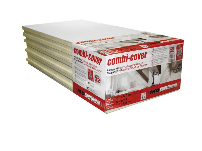 Enertherm Combi-Cover isolation pour mur et toit 120x58,5x10,3 cm R4,5 2,88m²