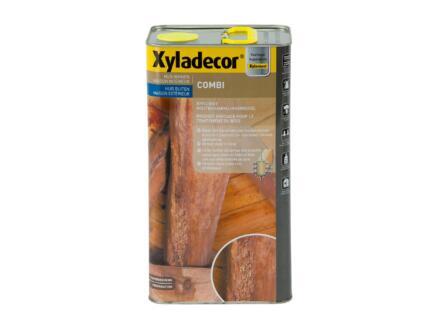 Xyladecor Combi houtbehandeling 5l kleurloos